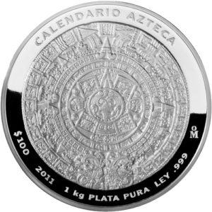 Revers Calendario Azteca