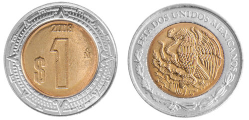 1 peso