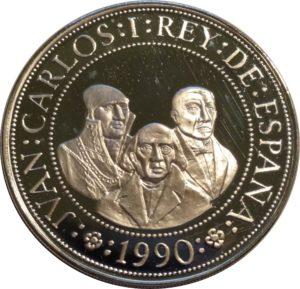 Avers 20 pesetas