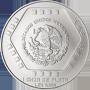 Avers 10 nuevos pesos Pirámide del Castillo