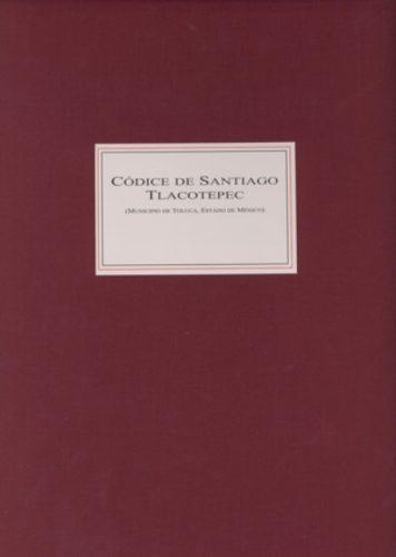 Códice de Santiago Tlacotepec