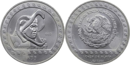 5 nuevos pesos