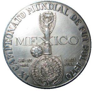 IX Campeonato Mundial de Futbol 1970