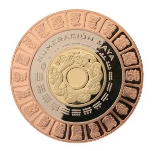 Revers  Numeración Maya