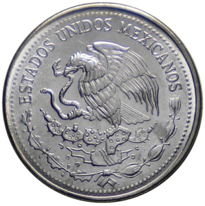 Avers 50 centavos 1983