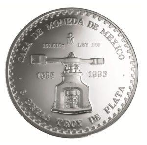 Revers  Casa de Moneda de México