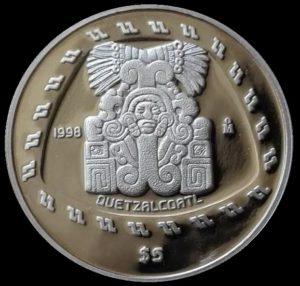 Revers Quetzalcóatl