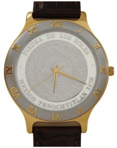 Reloj Piedra de los Soles para caballero