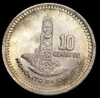 10 centavos 1956