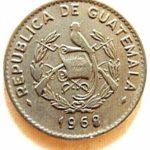 Revers 10 centavos 1968