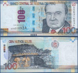 100 soles 2009