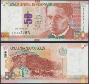 50 soles 2009