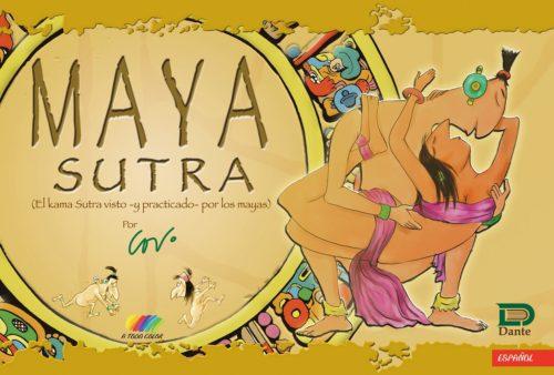 Maya sutra : couv.