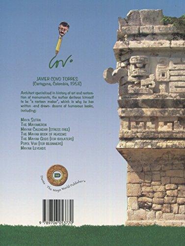 The Mayas on the rocks : 4e de couv.