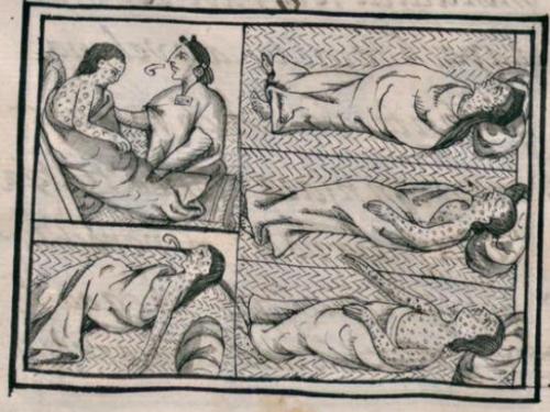 Fol. 460v, vol. 3 du Codex de Florence