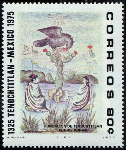 Fundación de Tenochtitlán