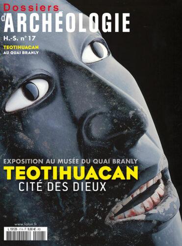 Dossiers d'archéologie, hors-série n° 17