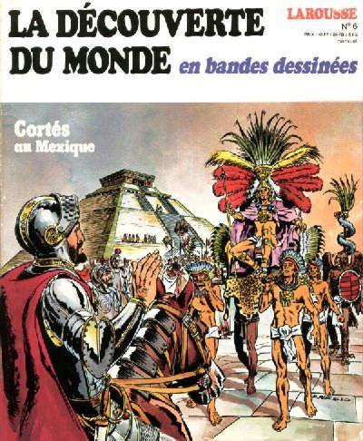 Cortés et l'or des Aztèques