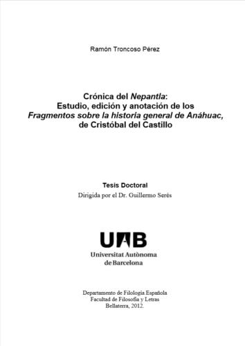 Crónica del Nepantla