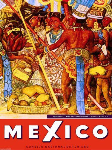 Mexico Diego Rivera