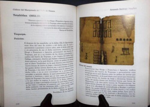 Códices del Marquesado del Valle de Oaxacab