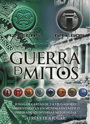 Guerra de Mitos : Griegos y Aztecas