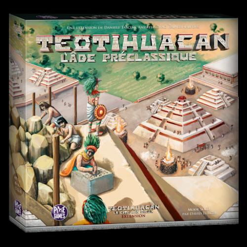 Teotihuacan : L'Age Préclassique