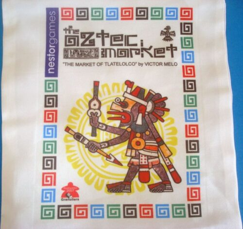 The Aztec Market