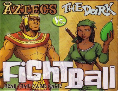 Fightball: Aztecs vs. The Dark
