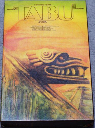 Tabu: The Game of Aztecs