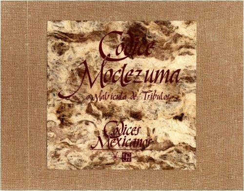 Códice Moctezuma